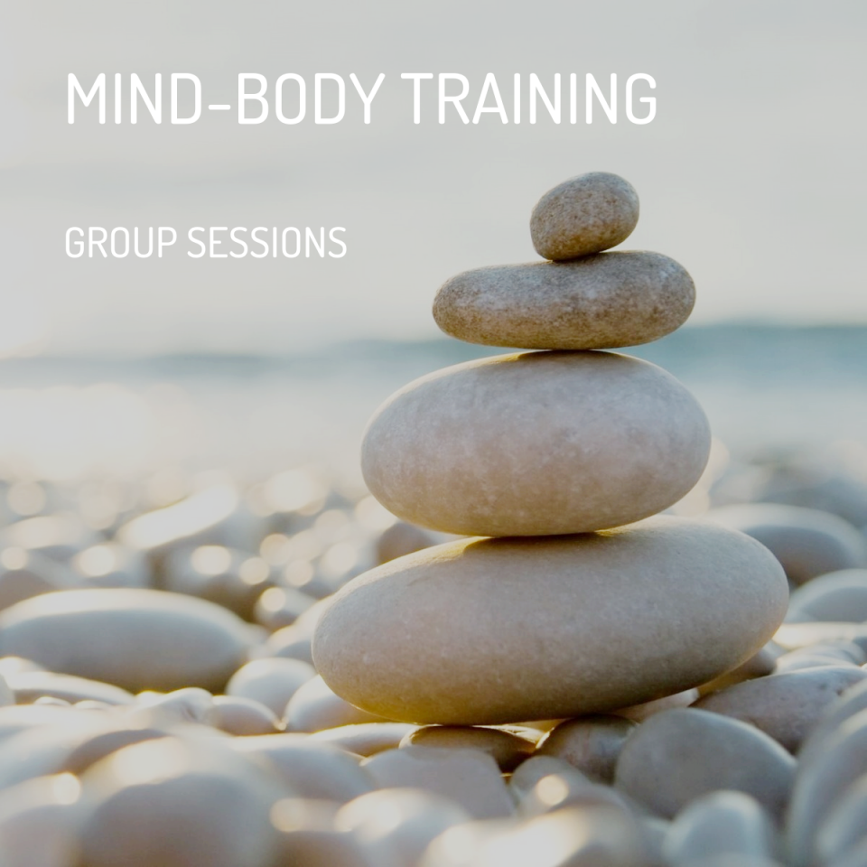 Mind-Body Training   Group Sessions
